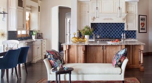 Kitchen Confidential: The Best Low-Maintenance Finishes (15 photos)