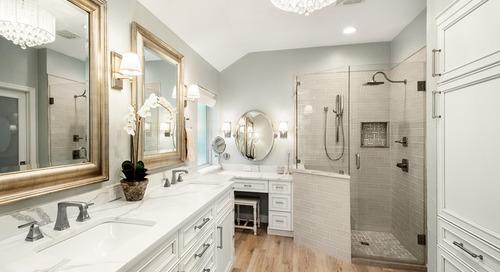 Floor Tile Options for a Stylish Bathroom (11 photos)