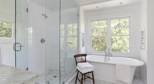 7-Day Plan: Get a Spotless, Beautifully Organized Bathroom (8 photos)
