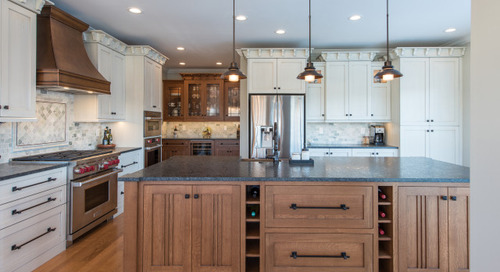 Kitchen of the Week: White, Wood and Craftsman Style in Tennessee (14 photos)