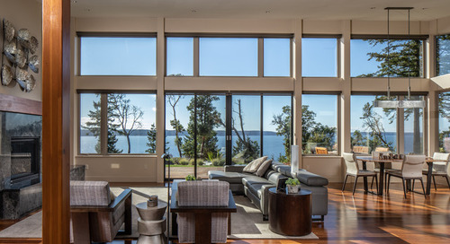 Modern and Earthy in the Pacific Northwest (19 photos)