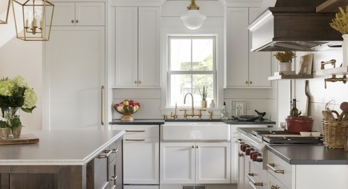 Your Guide to a Farmhouse-Style Kitchen (11 photos)