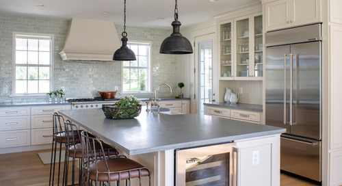 New This Week: 3 Serene Kitchens With Creamy White Cabinets (7 photos)