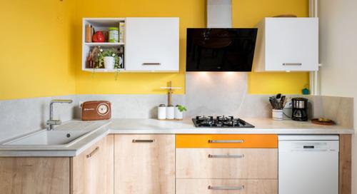 5 Fresh Kitchen Color Palettes (10 photos)