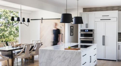 How the Island Is Shaping the Kitchen of the Future (16 photos)