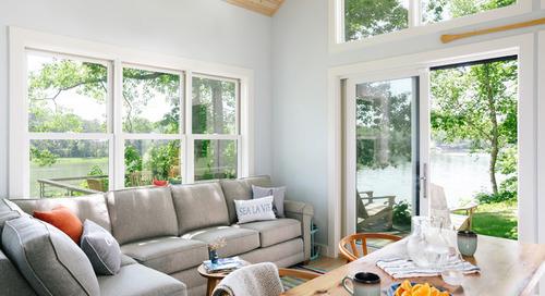 Houzz Tour: Coastal Maine Home Celebrates White, Wood and Windows (12 photos)