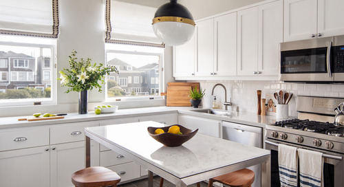 Top Kitchen and Cabinet Styles in Kitchen Remodels (8 photos)