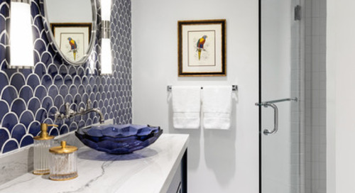 How the Heck Do You Clean a Glass Shower Door? (12 photos)