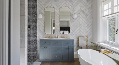 3 Ways Homeowners Customize Master Bath Storage and Style (5 photos)