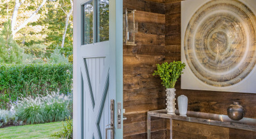 10 Entryways That Make a Great First Impression (10 photos)