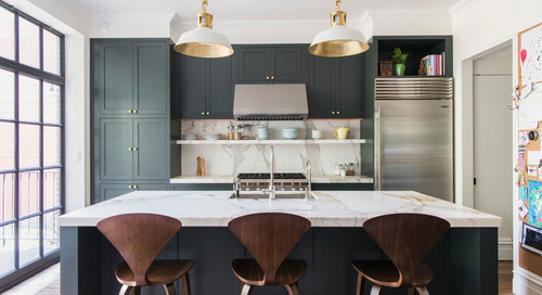 Remodeling Your Kitchen in Stages: Planning and Design (10 photos)