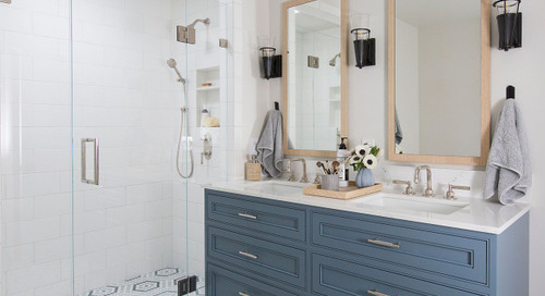 The 10 Most Popular Bathrooms So Far in 2020 (10 photos)