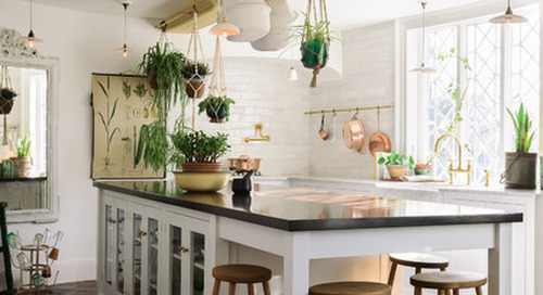 Creative Ways to Connect Your Home With Nature (7 photos)