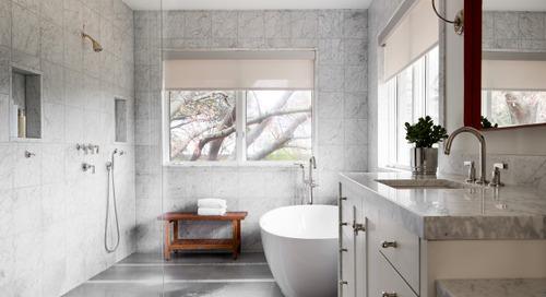 Doorless Showers Open a World of Possibilities (8 photos)