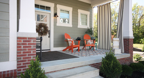 10 Essentials for a Welcoming Front Porch (11 photos)