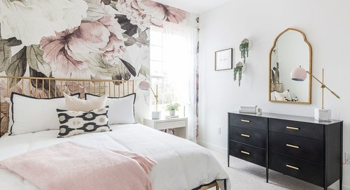 How Bold Spring Florals Can Make Your Space Bloom (8 photos)