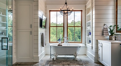 Top Styles, Colors and Finishes for Master Bath Remodels in 2018 (7 photos)