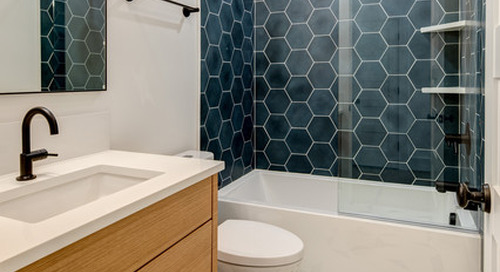 New This Week: 6 Bathrooms That Rock a Shower-Tub Combo (9 photos)