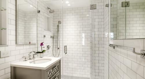 5 Ways With a 5-by-8-Foot Bathroom (28 photos)