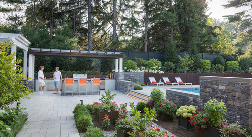 Elegant Boston Backyard Serves Up Style and Year-Round Enjoyment (13 photos)