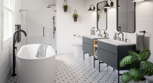 See the Latest in Bathroom Faucets, Showers and Other Fixtures (33 photos)