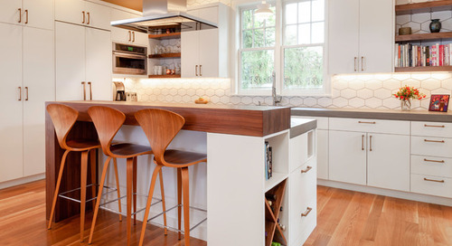 Kitchen of the Week: Bright Addition for a Tudor-Style Home (18 photos)