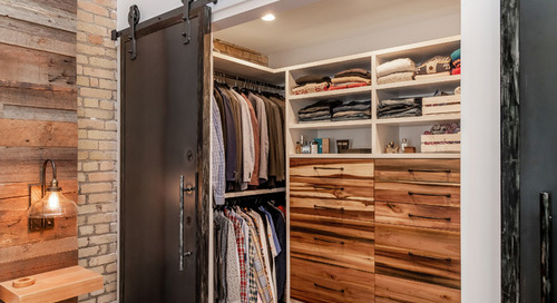 9 Features That Are Popular in Closets Now (15 photos)