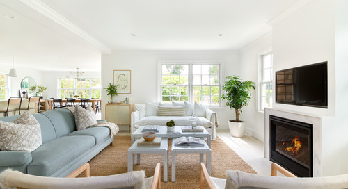 New This Week: 4 Breezy, Summery Living Rooms (4 photos)