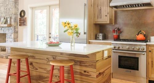 Sassafras and Copper Warm This Tennessee Kitchen (6 photos)