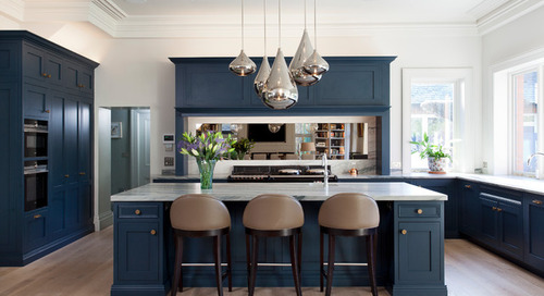 A Sophisticated Kitchen for an Open-Plan Addition (9 photos)