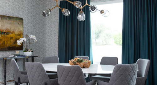 New This Week: 6 Bold and Beautiful Dining Rooms (6 photos)