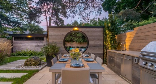 Patio of the Week: Room to Relax in a Stylish Toronto Backyard (8 photos)