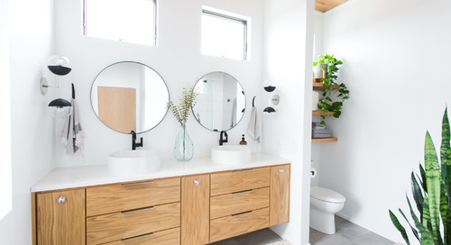 The Right Height for Your Bathroom Sinks, Mirrors and More (11 photos)