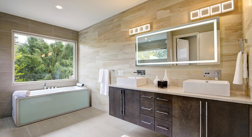 8 Elements of Contemporary-Style Bathrooms (8 photos)