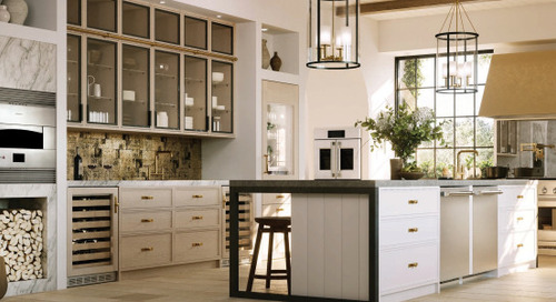 8 Kitchen and Bathroom Trends From KBIS and IBS 2020 (24 photos)
