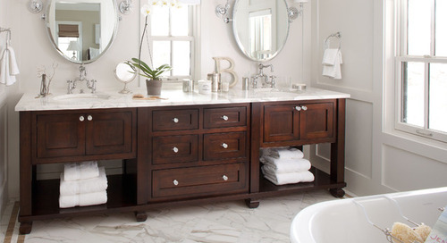 How to Clean Marble Countertops and Tile (13 photos)
