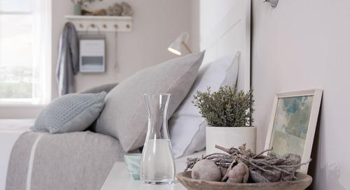 10 Essentials for a Gracious Guest Room (9 photos)