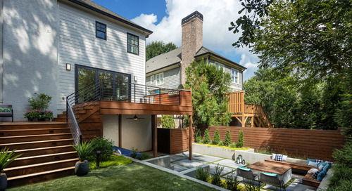 See 3 Sloped Lots Transformed Into Beautiful, Usable Landscapes (12 photos)