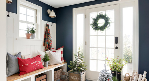 4 Things That Make a Home Perfect for Holiday Entertaining (10 photos)