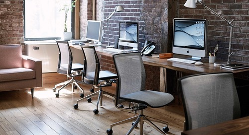 Awesome Workplace Design Tips for Happy, Healthy Productivity