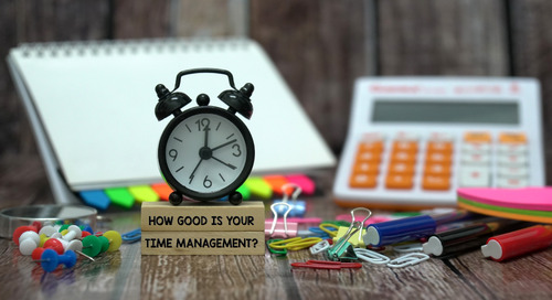 Four Great Tips for Effective Time Management