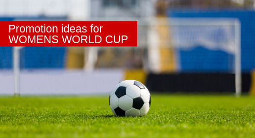 Back-of-the-Net Promotion Ideas For Womens World Cup