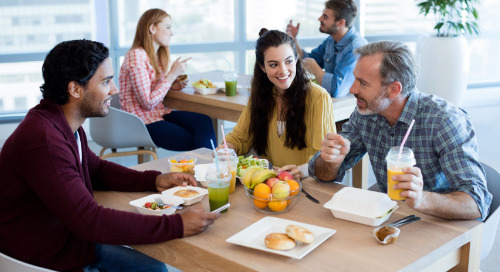 Four Ways Employers Can Support Healthy Workplace Nutrition