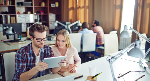 Why New Tech is Employees' Leading Workplace Wish