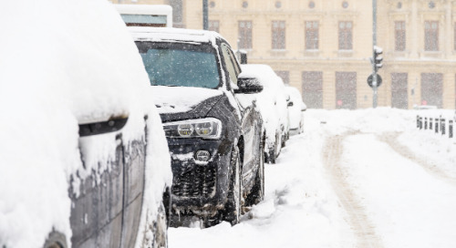 How to Stay Productive During Inclement Weather