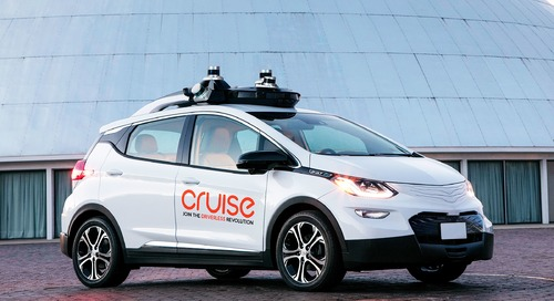 GM and Cruise Ready Mass Production of Driverless Cars