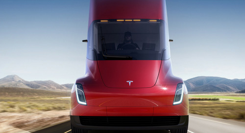 Driverless Roundup: Tesla Unveils Semi-Autonomous Semi Truck, GM and Cruise Eye Self-Driving Ride Service Launch, and Other News