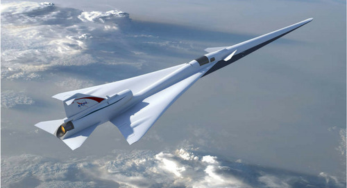 How NASA Might Revolutionize Supersonic Air Travel in the US