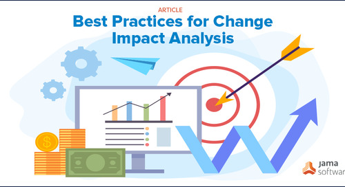 Best Practices for Change Impact Analysis