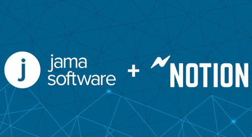 Jama Software Adds Cutting-Edge Analytics to Leading Product Development Platform